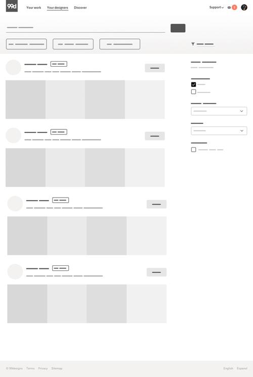 bắt đầu với sơ đồ trang web wireframe