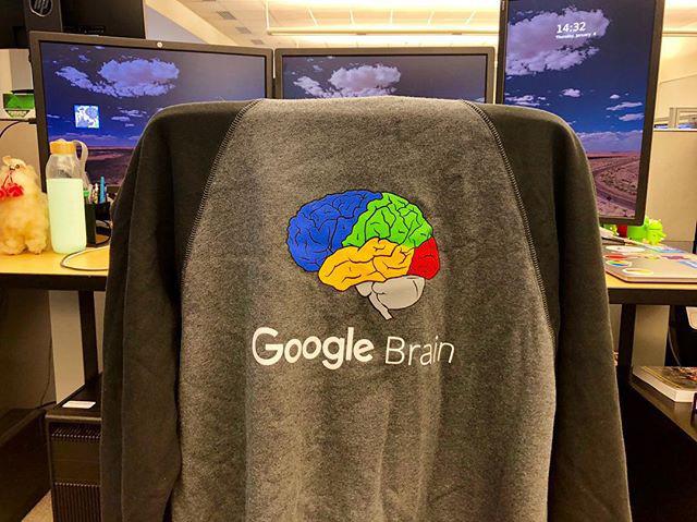 bộ não của google