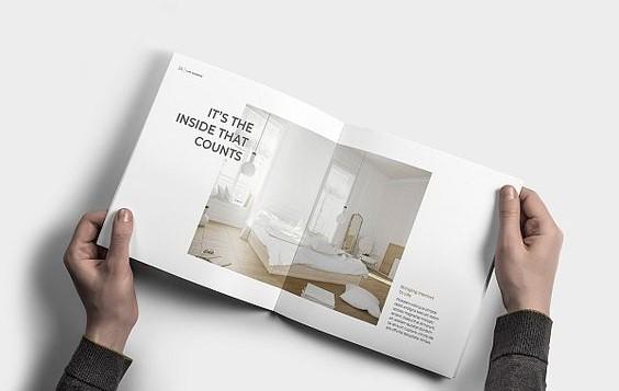 các mẹo thiết kế phục vụ in ấn catalogue