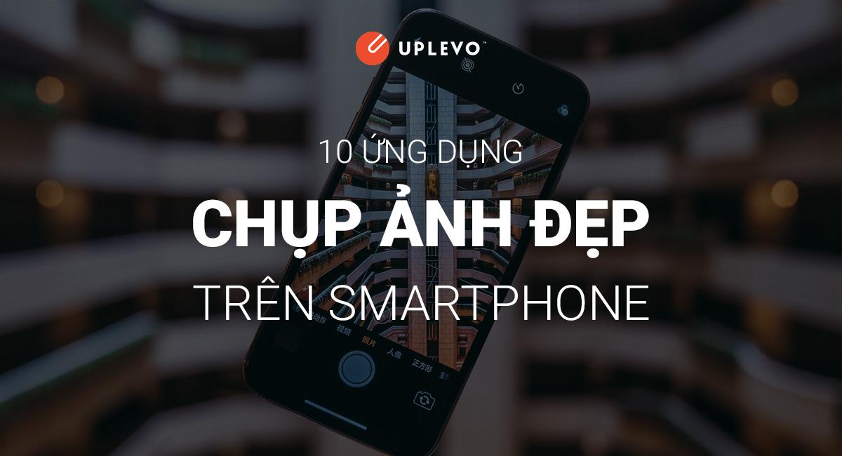 10 + Phần Mềm, Ứng Dụng Chụp Ảnh Đẹp Free Cho iPhone
