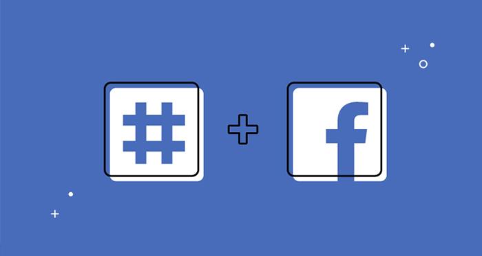 cách sử dụng hashtag trên facebook