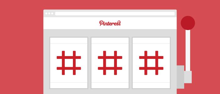 cách sử dụng hashtag trên pinterest