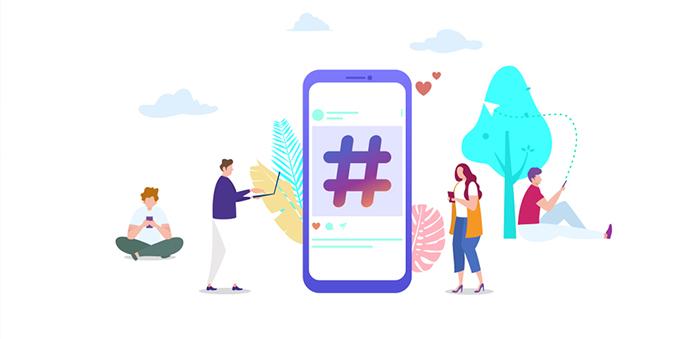 cách sử dụng hiệu quả hashtag