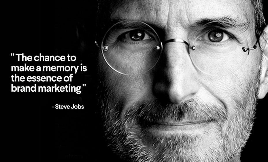 câu nói về thương hiệu của Steve Jobs