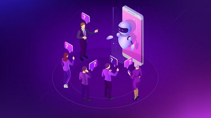 chat bot và AI sẽ giúp ích
