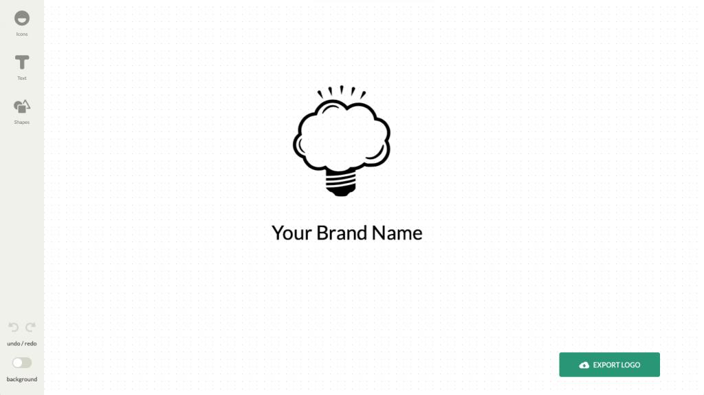 cong cu thiet ke logo online ucraft