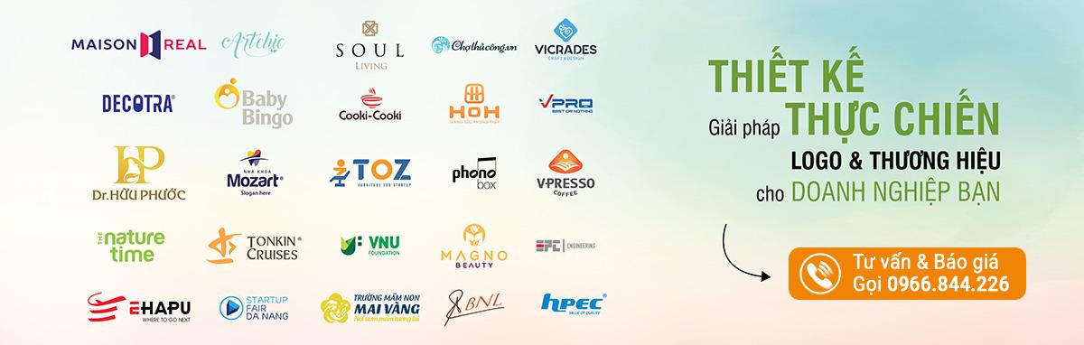 Công Ty Thiết Kế Logo Chuyên Nghiệp | 15+ Năm Kinh Nghiệm