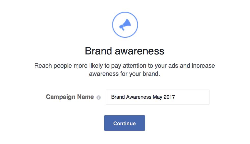 đặt tên cho chiến dịch quảng cáo