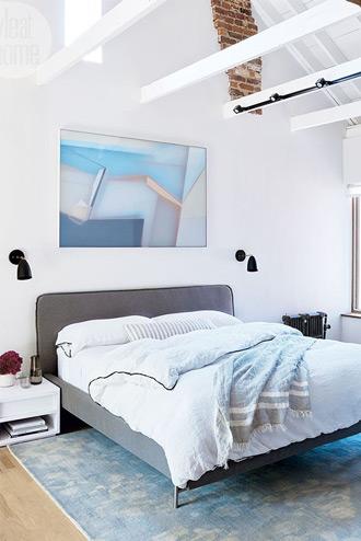 đề cao sự thoải mái khi thiết kế phòng ngủ