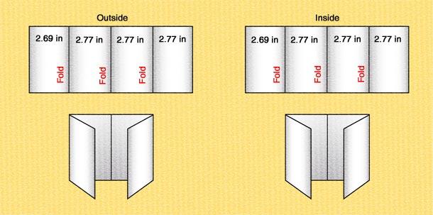 định dạng kích thước in brochure 4
