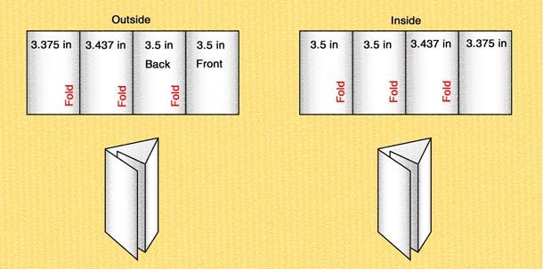 định dạng kích thước in brochure 6