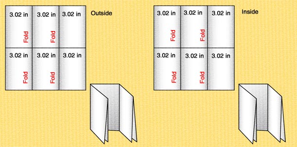 định dạng kích thước in brochure 7