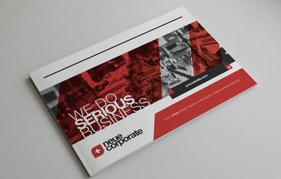 định nghĩa về brochure