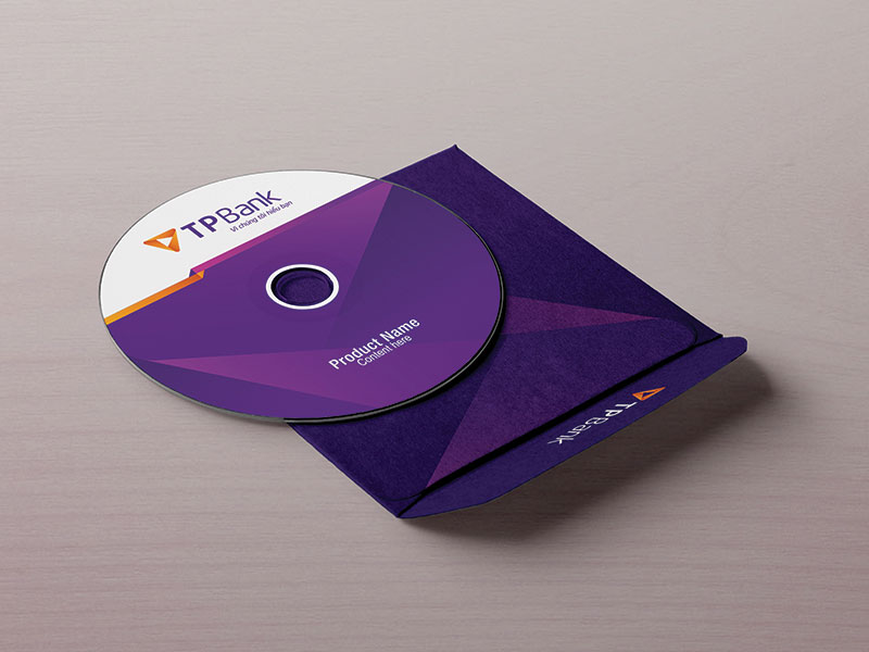 đĩa CD Sales Kit