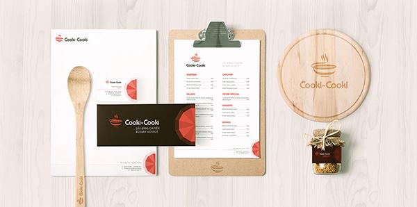 dự án thiết kế cooki cooki