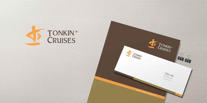dự án thiết kế logo thương hiệu Tonkin