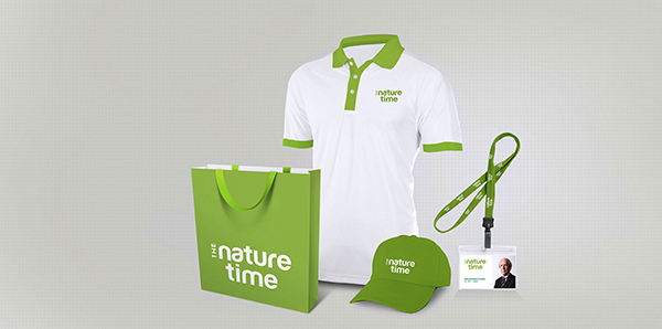 dự án thiết kế the nature time
