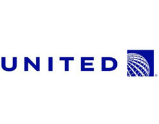 font chữ của united airlines