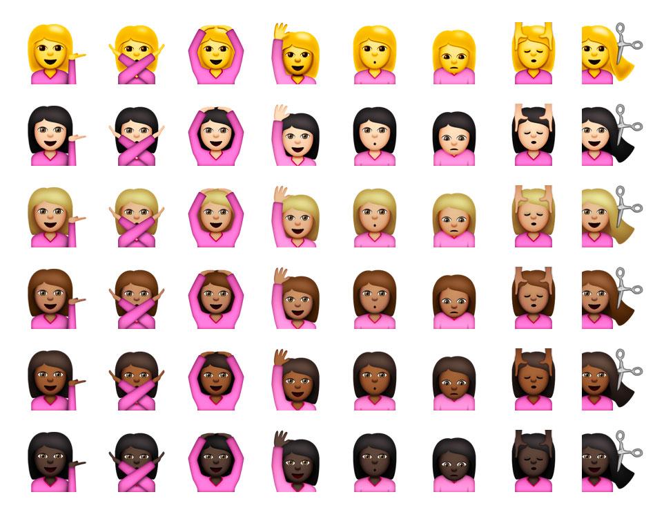 lịch sử emoji