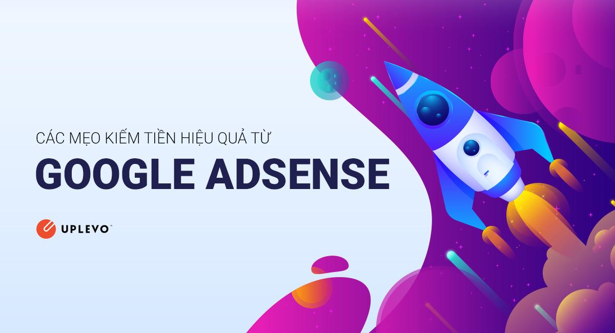 Hình ảnh: sử dụng từ uplevo - Google Adsense