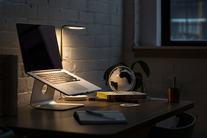 hình ảnh đẹp về bàn làm việc