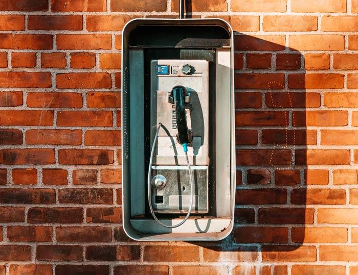 hình ảnh đẹp về bốt điện thoại
