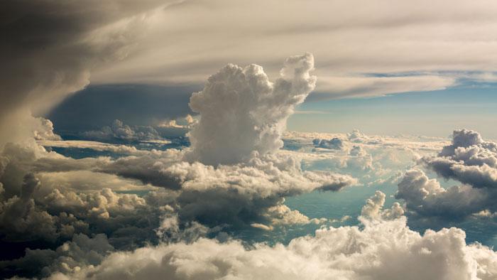 hình ảnh đẹp về mây