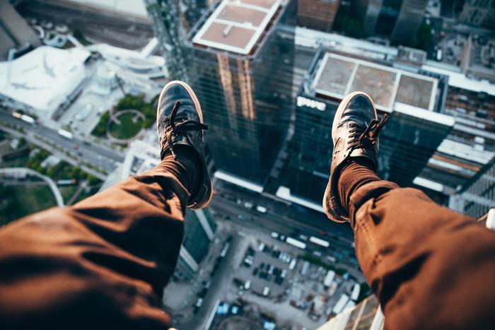 hình ảnh đẹp về thành phố trên cao