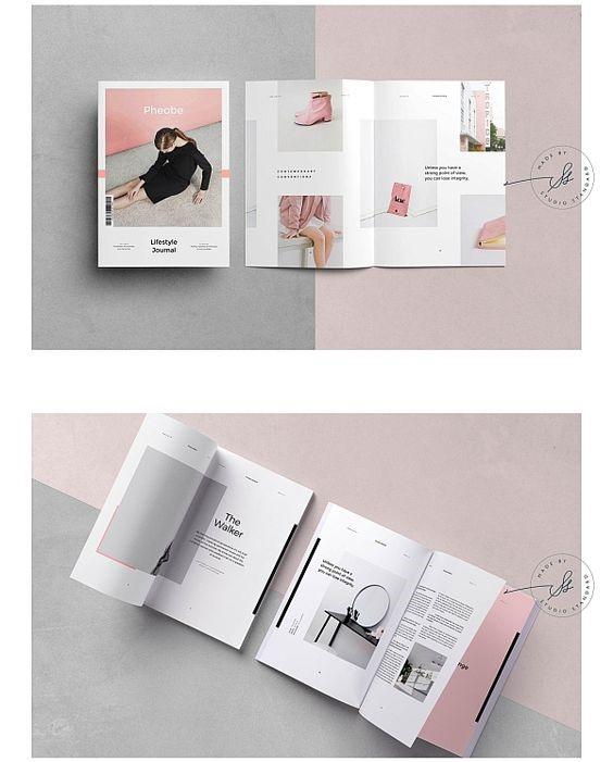 hình ảnh thể hiện trên catalogue in ấn