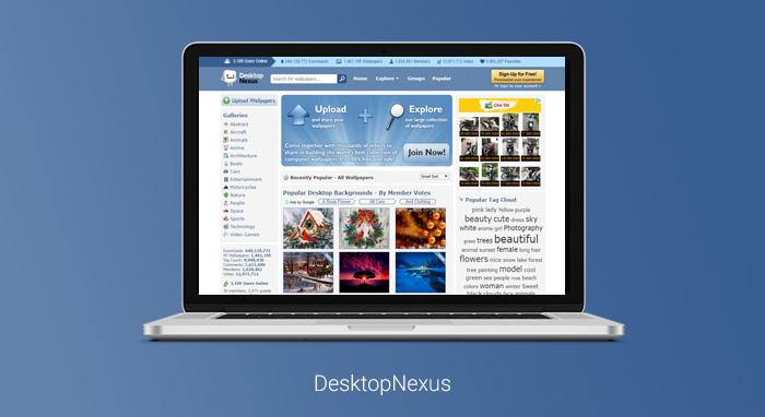 hình nền đẹp máy tính desktop nexus