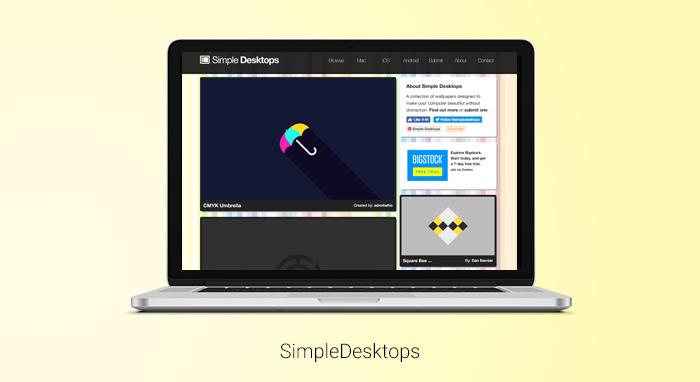 hình nền đẹp máy tính simple desktops