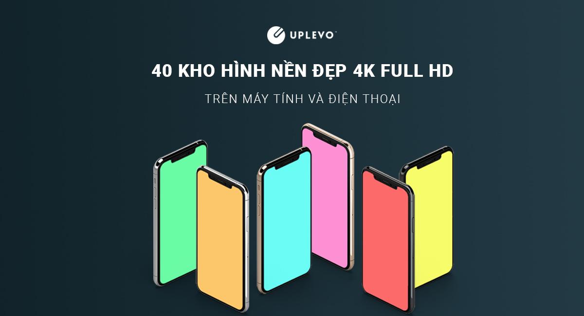 40+ Kho Tải Miễn Phí Hình Nền Máy Tính, Điện Thoại Đẹp 4K Full HD