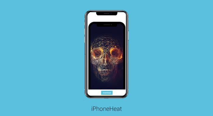 hình nền điện thoại đẹp iphone heat