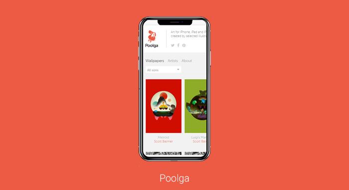 hình nền điện thoại đep Poolga