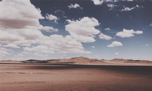 hình nền powerpoint sa mạc