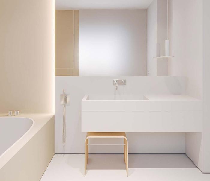 khiến nhà tắm trở nên ấm áp hơn