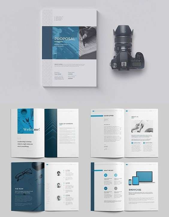kiểm tra kỹ các nội dung trên brochure