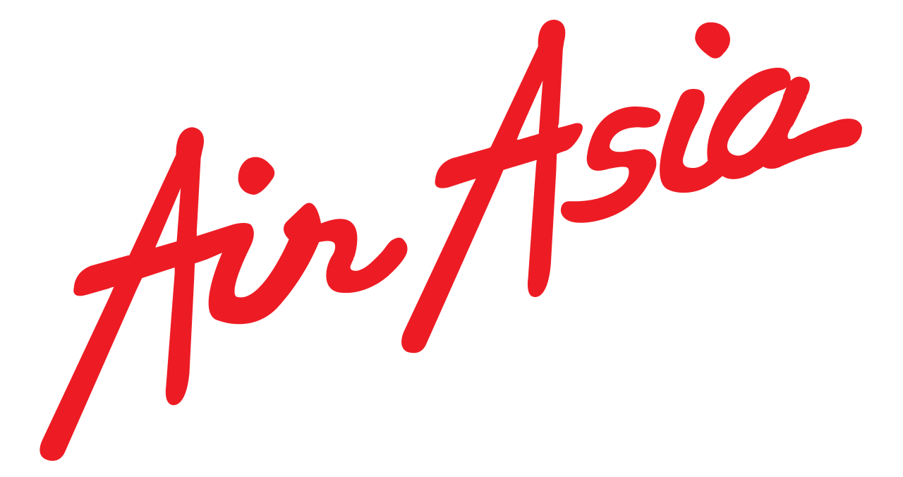 logo chữ a air asia