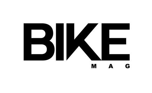 logo chữ b bike magazine