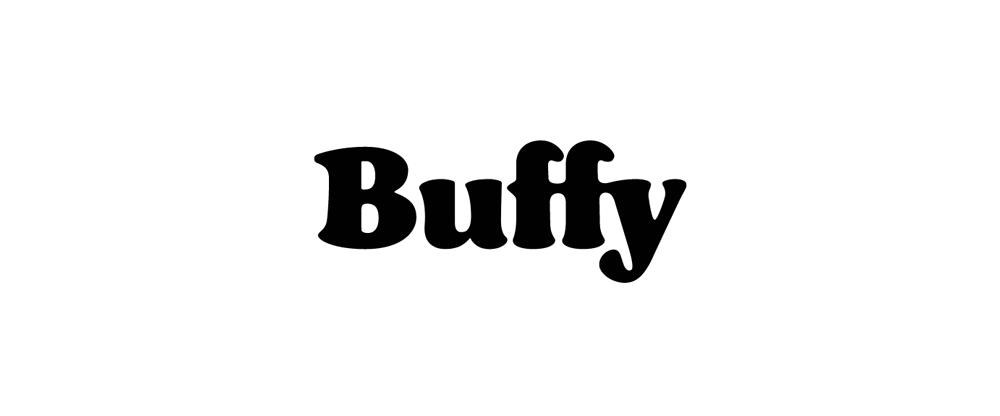logo chữ b buffy