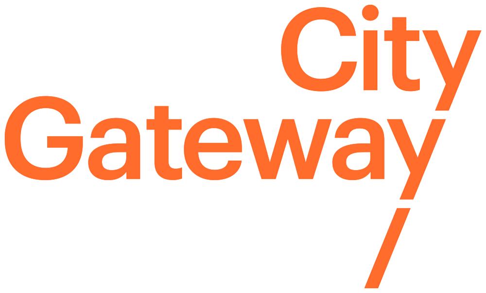 logo chữ c city gateway