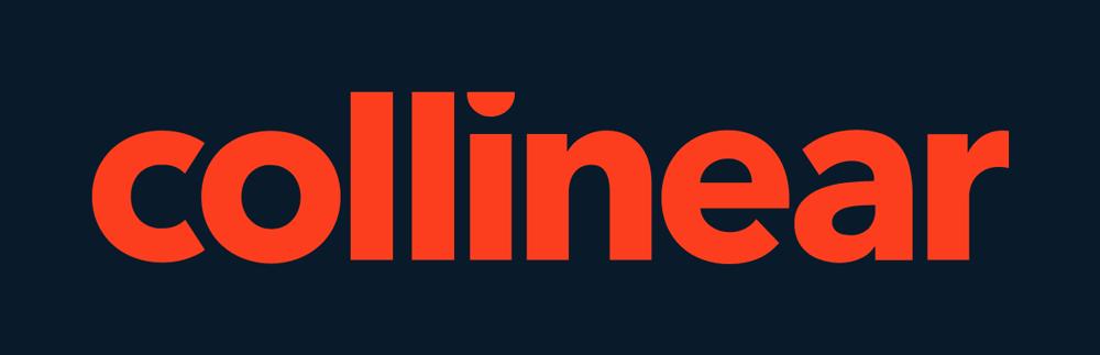 logo chữ c collinear