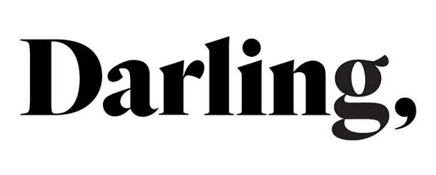 logo chữ D Darling