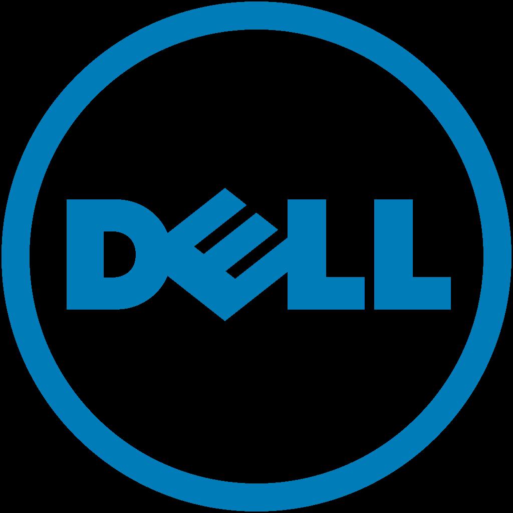 logo chữ d dell
