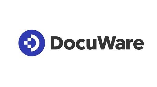 logo chữ D docuware