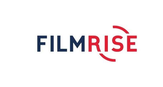 logo chữ F filmrise