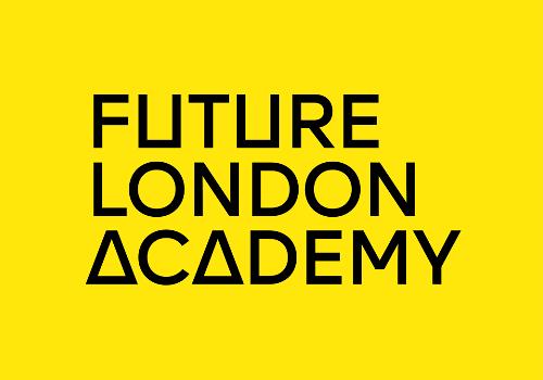 logo chữ f future london academy
