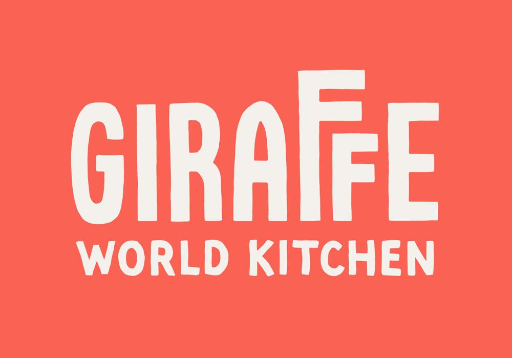 logo chữ g giraffe