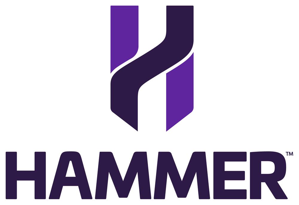 logo chữ h hammer