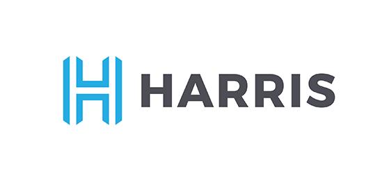 logo chữ h harris